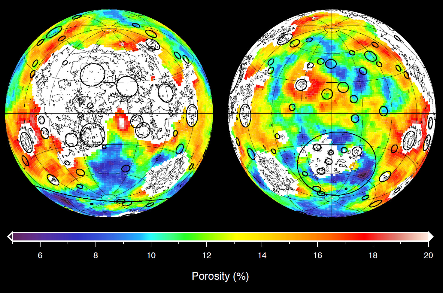 GRAIL Generates High Resolution Gravity Field Map of the Moon