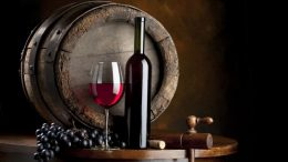 red wine compound resveratrol interacts with key genes in mitochondria
