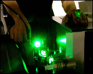 researchers have conducted experiments that show that light breaks with the classical physical principles
