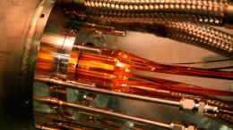 spectroscopic measurement of antihydrogen