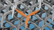 stable four-leg structure is the basic element of the pentamode metamaterial