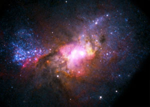 studying dwarf galaxies