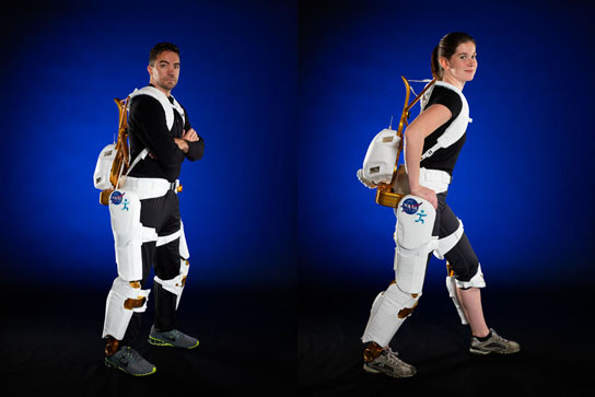 the X1 Robotic Exoskeleton