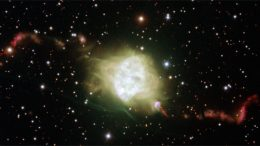 the planetary nebula Fleming 1