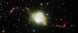 the planetary nebula Fleming 1 in the constellation of Centaurus