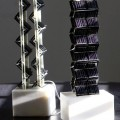 three-dimensional photovoltaic arrays