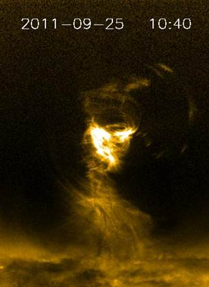 tornadoes discovered on the Sun