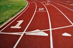 track-interval-training