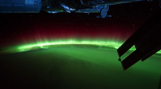 amazing timelapse video of earth from the international