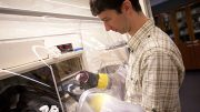 working to identify the mysterious microbes living in our intestines
