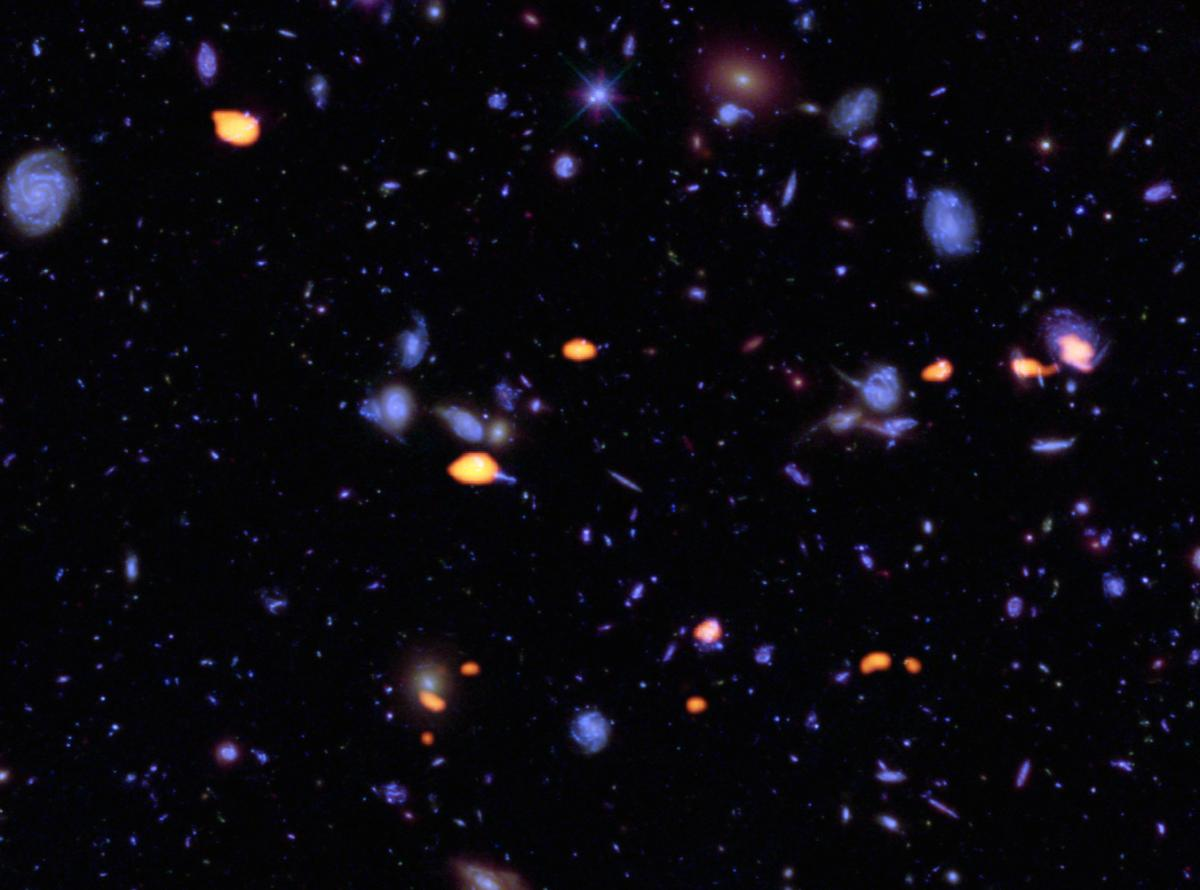 hubble ultra deep field 2017 - photo #12