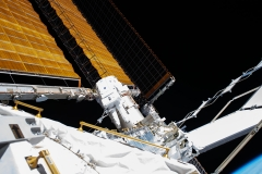 NASA Astronaut Bob Behnken ISS Spacewalk