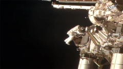 NASA Astronaut Bob Behnken Spacewalk
