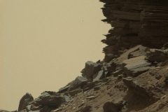Murray Buttes Region on Lower Mount Sharp