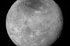 Image of Pluto's Largest Moon Charon