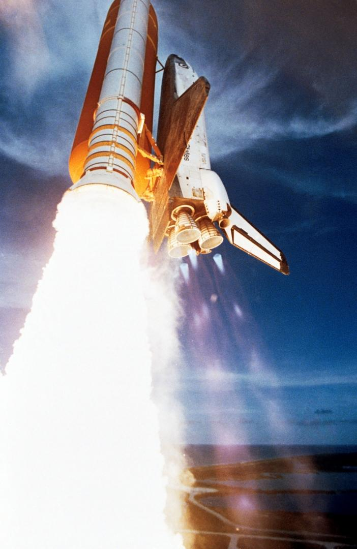 24 Spectacular Space Shuttle Launch Images