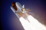 Space Shuttle Atlantis STS-27 Liftoff