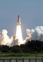 STS-115: Space Shuttle Atlantis Lifts Off!