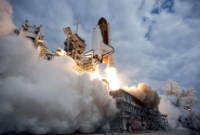 Space Shuttle Endeavour Liftoff