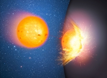 Do Stars Fall Quietly into Black Holes, or Crash into Something Utterly Unknown