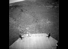 New Mars Rover Images
