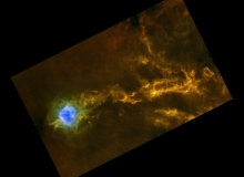Herschel Image of IC 5146