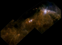 Herschel's View of Orion B