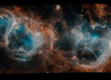 Herschel's View of the W3 W4 W5 Complex