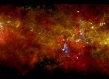 The Filamentary Structure of the Galactic Plane