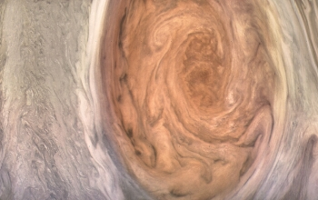 NASA's Juno Spacecraft Spots Jupiter's Great Red Spot